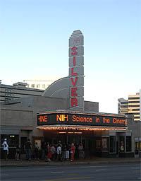 NIH film festival in  Silverspring, MD - 16 AUG 2006