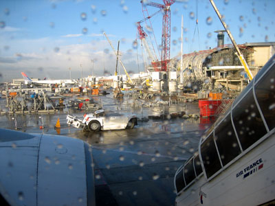 CDG - 2 Janvier 2006