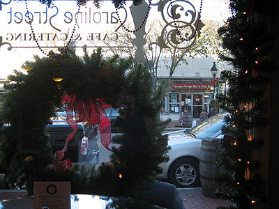 Downtown Fredericksburgh, VA - 23 November 2006