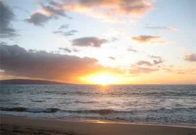 Wailea, Maui, HI - 3 Janvier 2007