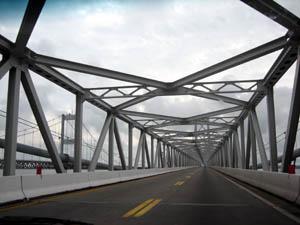Annapolis Bridge - MD, August 2006