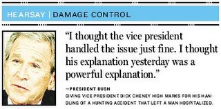 Express issue of February 17, 2006: p.3 (a publication of the Washington Post)