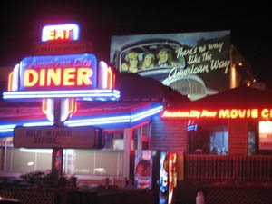 Chevy Chase Diner