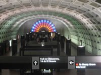 Gallery place - Chinatown metro station
