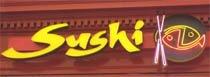 Enseigne Sushi