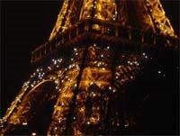 Eiffel Tour - Photo: Karolina, december 2005